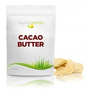 SuperLemon Cacao Butter Kaakaovoi 454 g