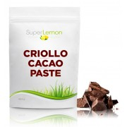 SuperLemon Criollo Cacao Paste Raakakaakaomassa 454 g