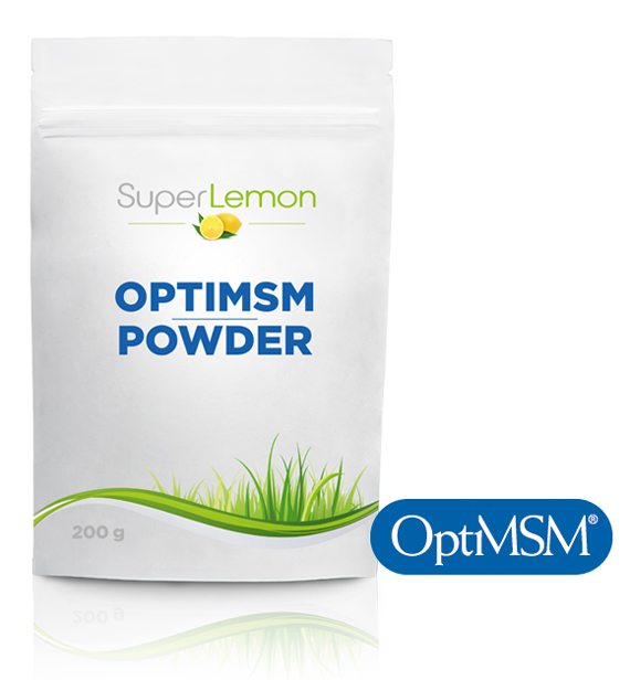 SUPERLEMON OPTIMSM JAUHE 200 G